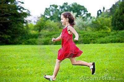 Image result for little girl running