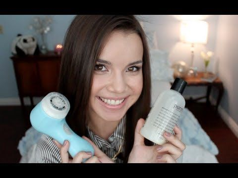 What A Night Routine My Evening Skincare Routine Youtube
