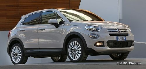 Poll Fiat 500x Trekking Or 500x Street With Images Fiat 500