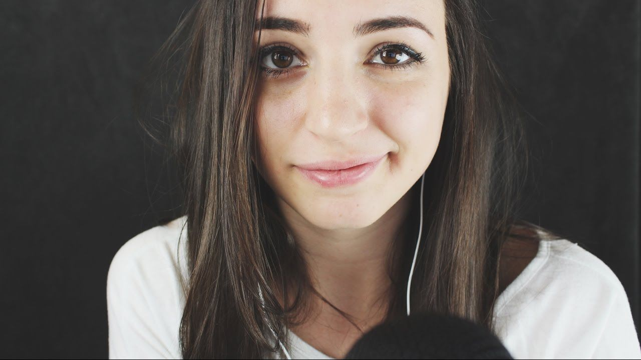 Gibi ASMR Reacting to Other ASMR Channels - YouTube
