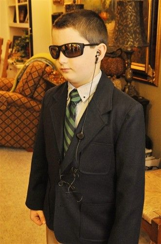 Secret Service Agent A Haunting HALLOWEEN Pinterest