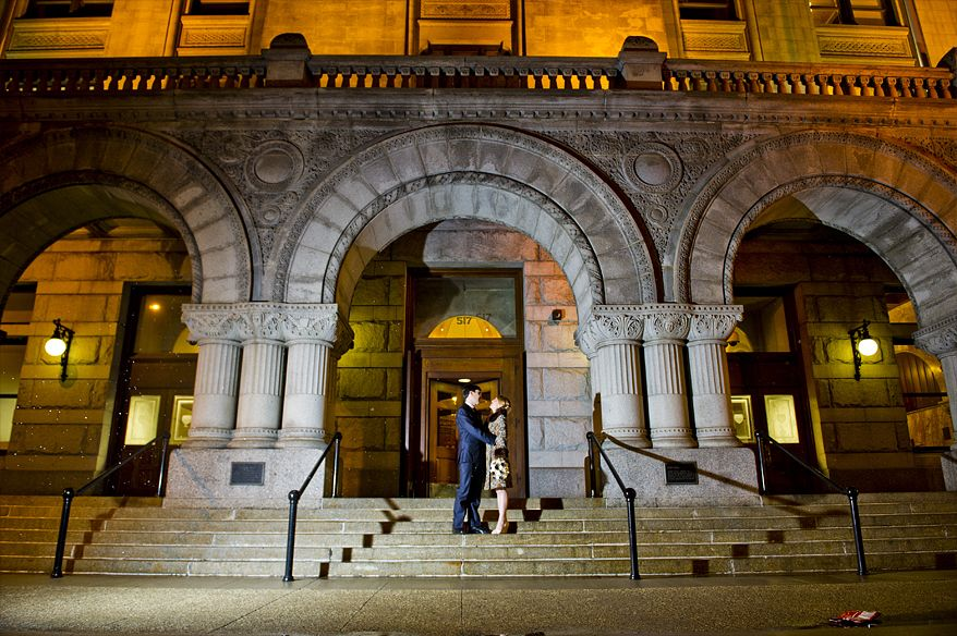 Jbe Photography Milwaukee Wedding Photographer Josh And Ryanns Federal Courthouse