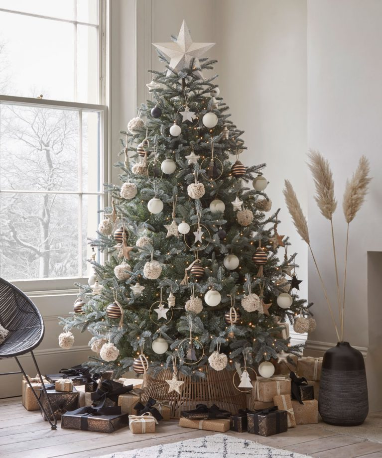 Christmas tree trends – the most fashionable ways