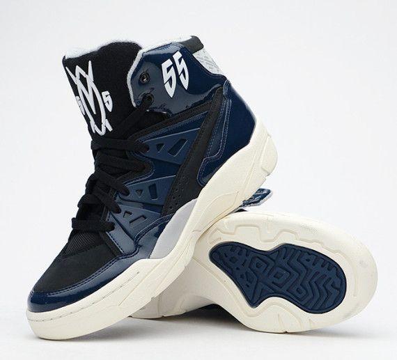 #adidas Originals #Mutombo – Black/Navy #sneakers
