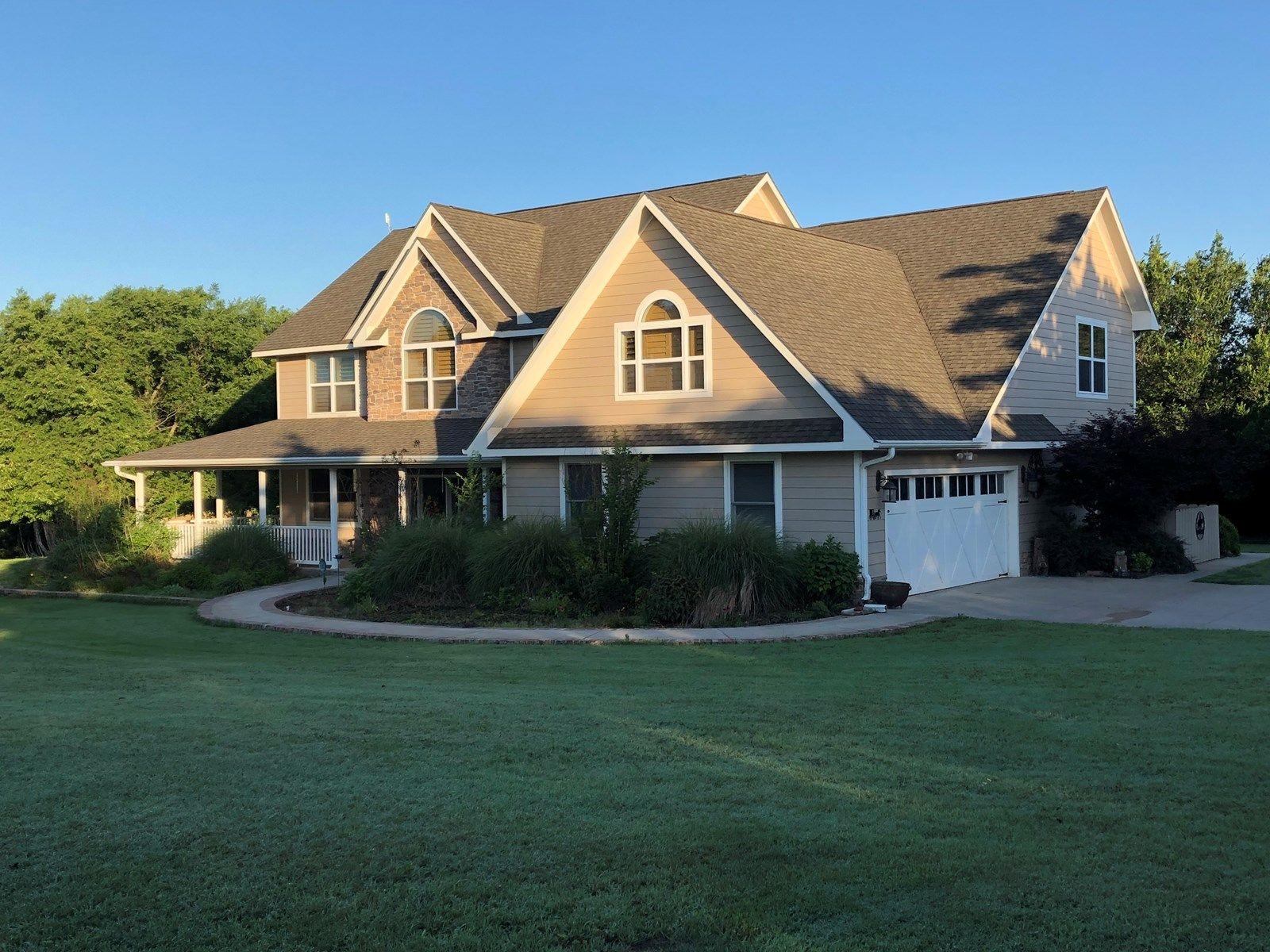 30499 US Hwy 281, Alva, OK (Woods Co) 1,000,000 Main Home