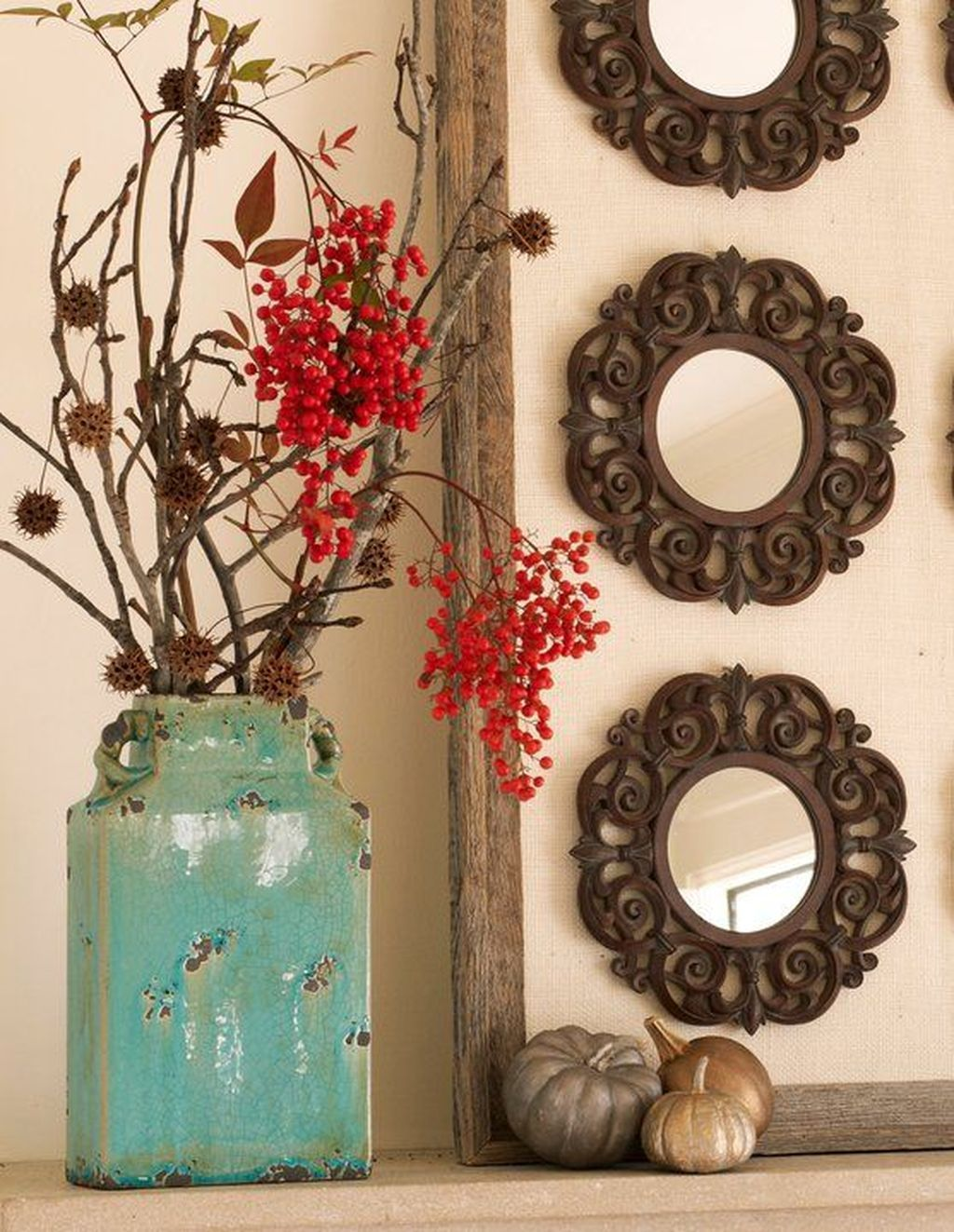 47 Awesome Teal Color Scheme For Fall Decor Ideas images