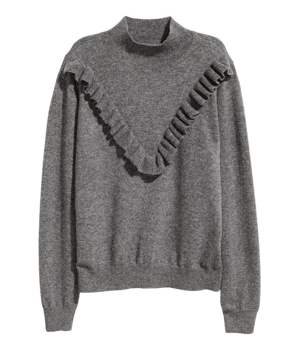 Fine-knit Cashmere Sweater | H&M Modern Classics | H&M'S MODERN ...