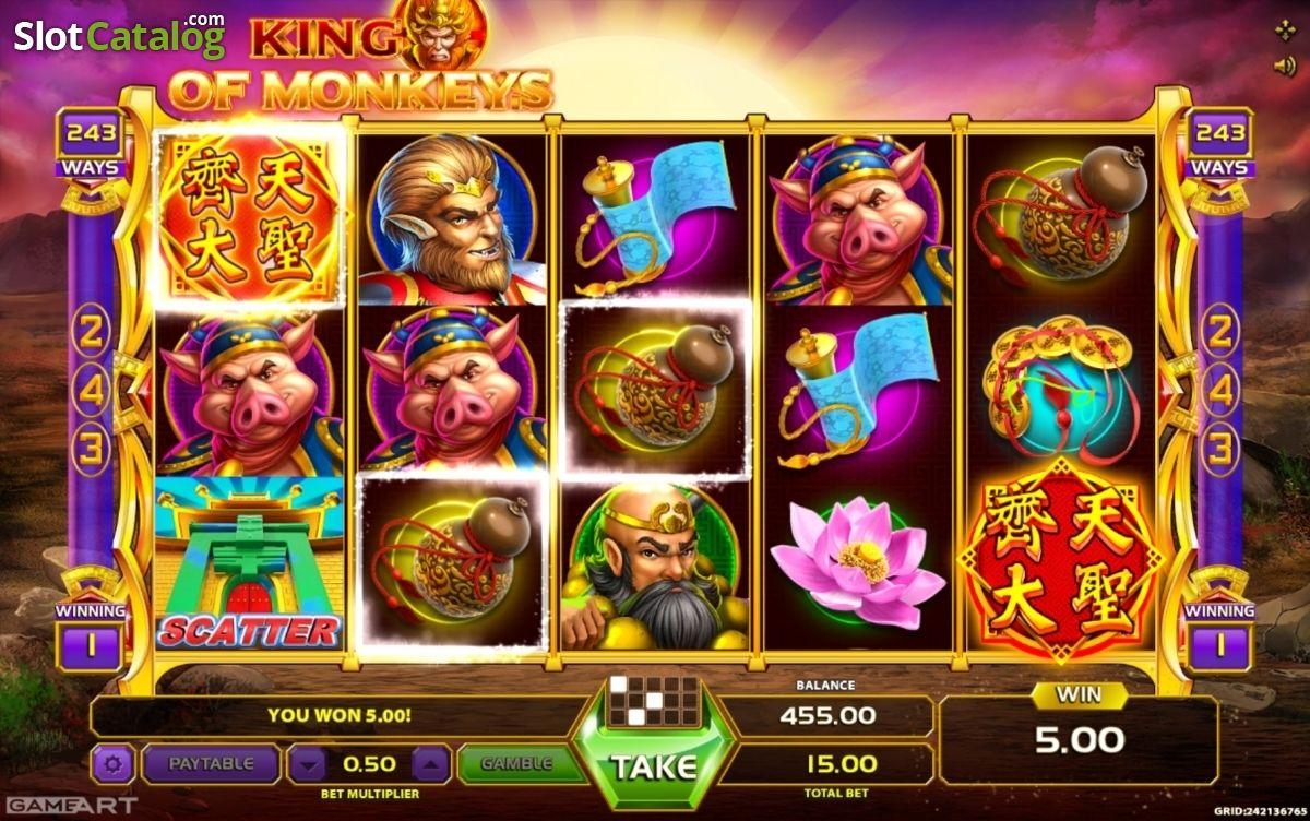 Spiele King Treasure - Video Slots Online