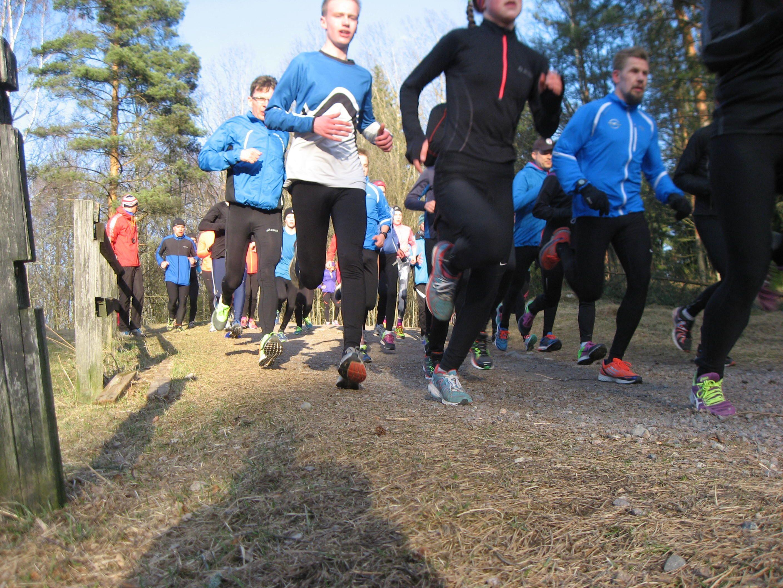 Näin saat juoksuusi vauhtia - Mutta muista myös kevyemmät treenit! | Juoksuliike.fi