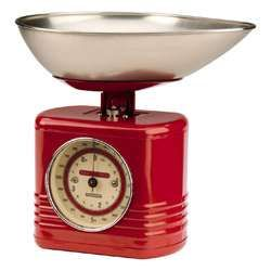 :: Red Vintage Scale::