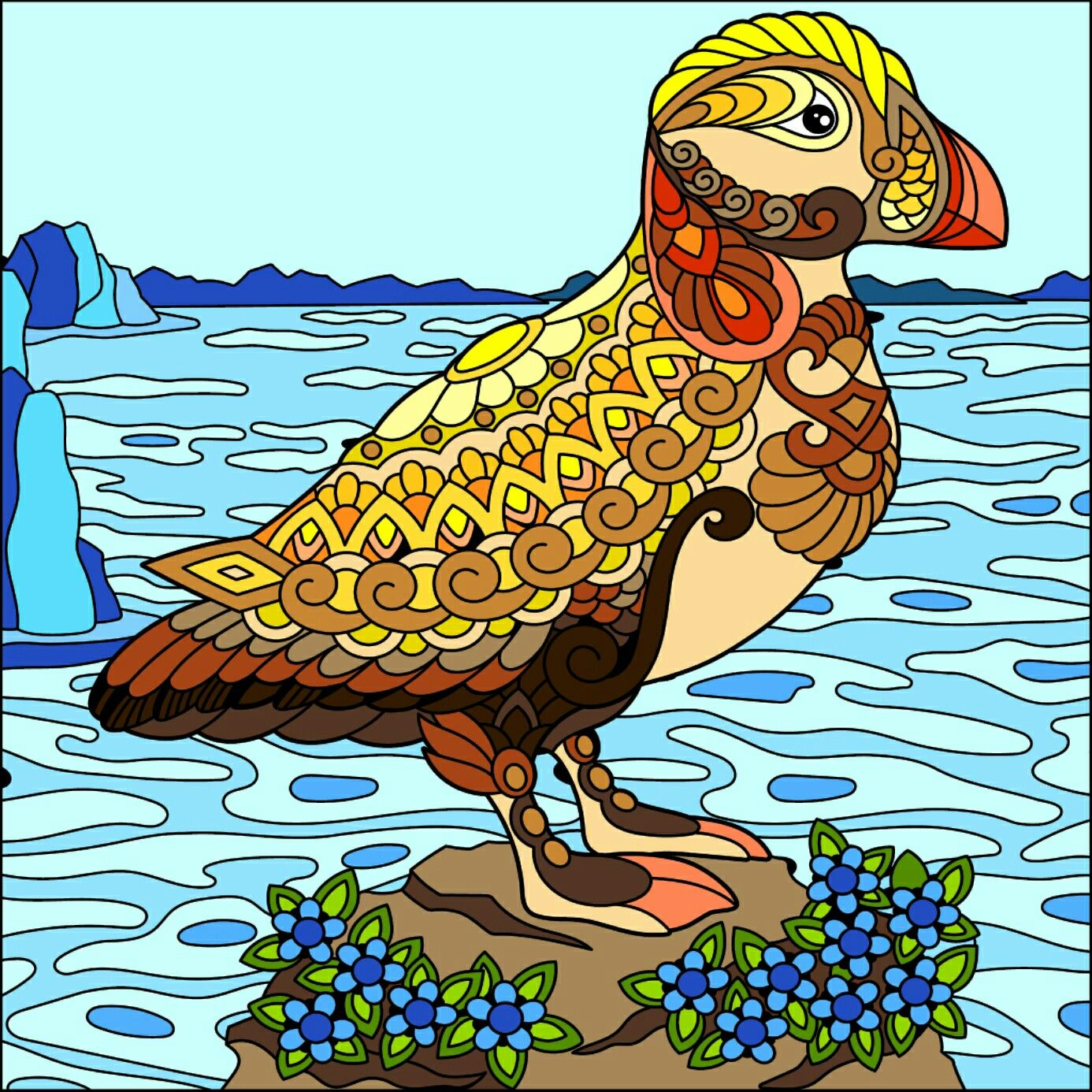 Pin by MARIE CHRISTOO on Coloring Book - Pics With Background ...