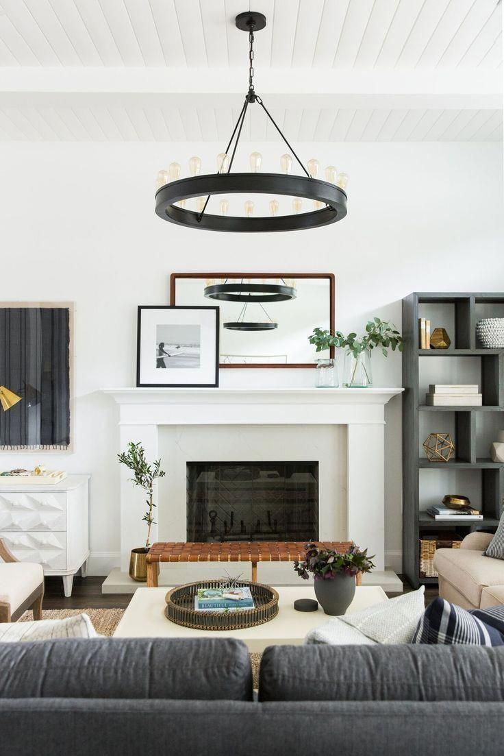 Casual, bright, laid-back california great room # ...