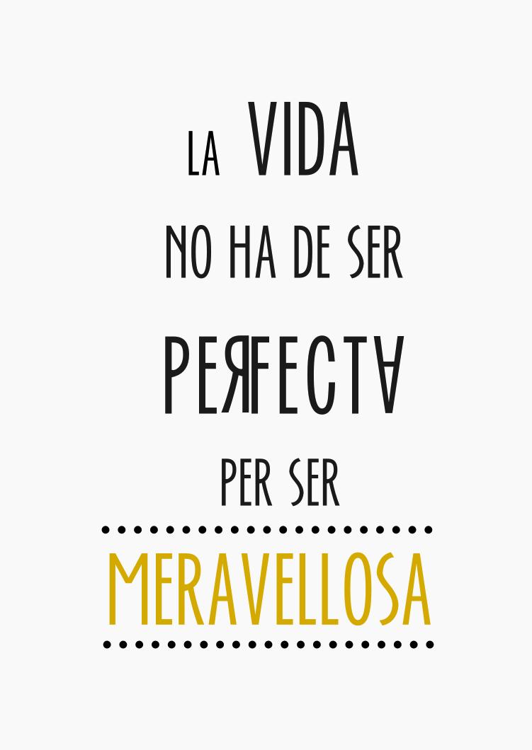 blog de coses P'STER LA VIDA imprimible