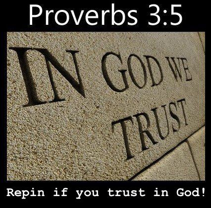 In God we trust ~~I Love the Bible and Jesus Christ, Christian