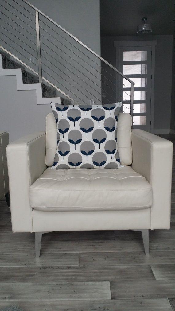Indoor/Outdoor Modern Pillow Cover Caroline by TheWinterLoft