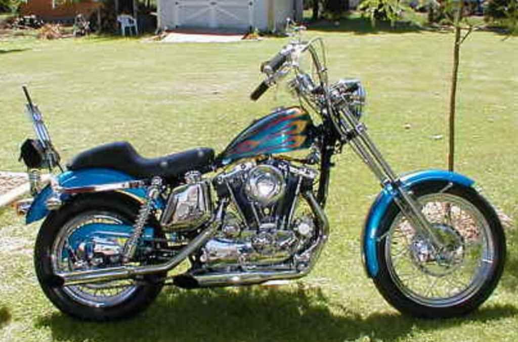 Details about 1972 Harley-Davidson Sportster | Motorcycles | Harley