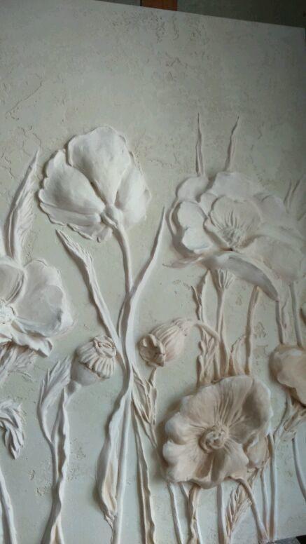 Картинки из папье-маше на стену, минском