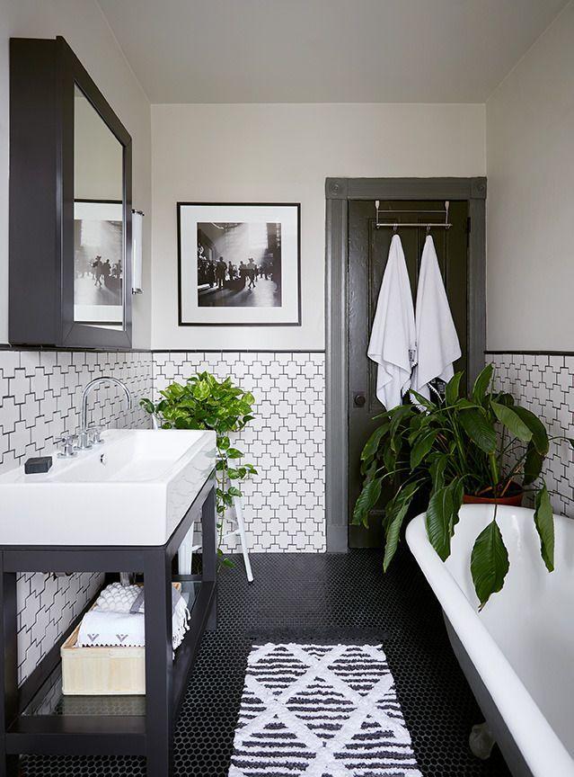 Photo of Accente vintage in tonalità marrone e verde in un appartamento vicino a Brooklyn   Jurnal de Design Interior