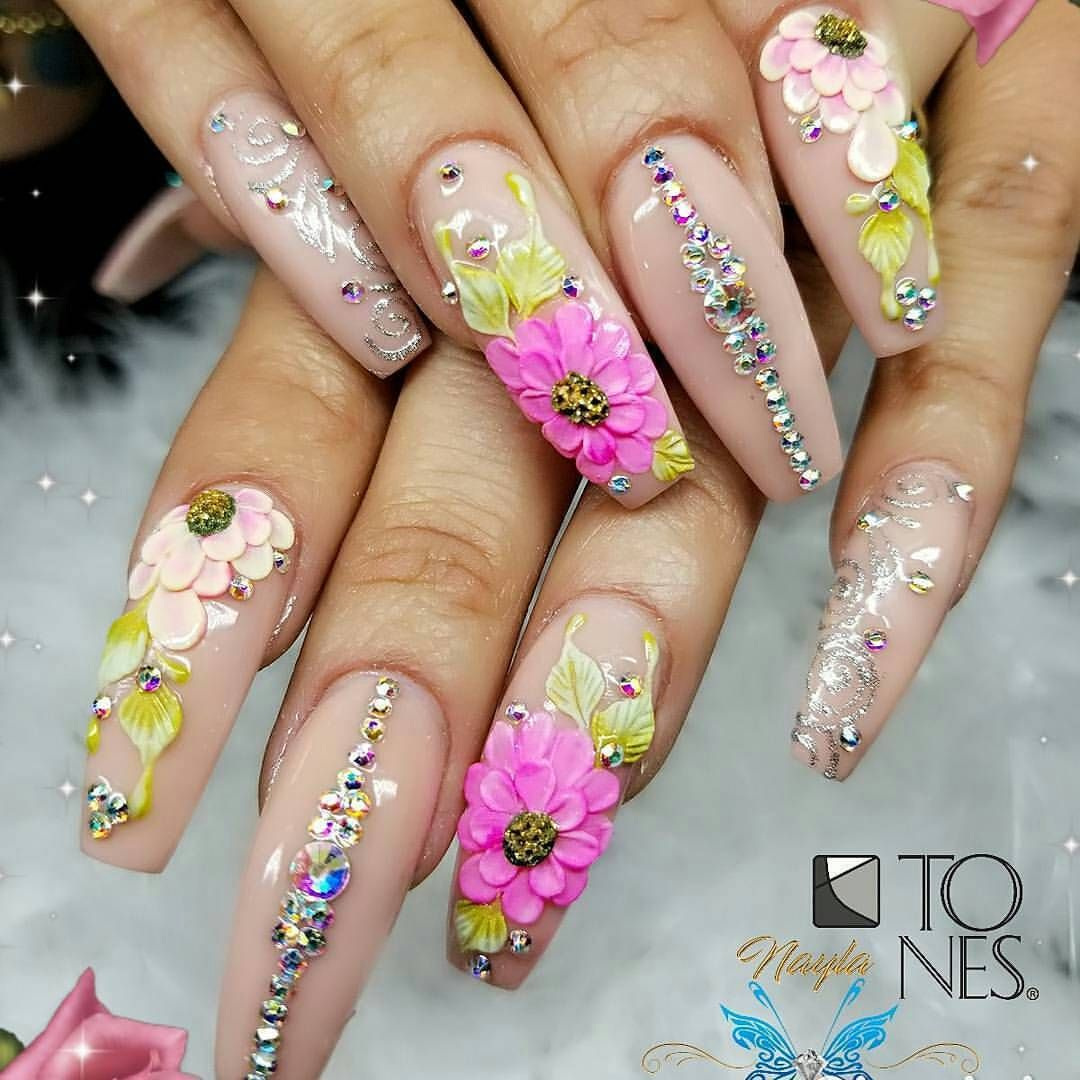 1,527 Likes, 5 Comments - Tones (@tonesproducts) on Instagram | nail ...