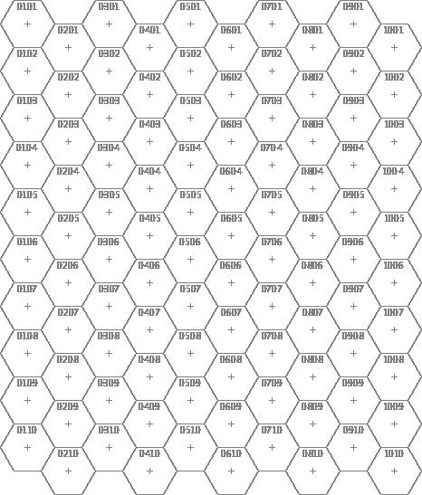 Mkhexgrid A Hex Grid Generator Hex Grid Hexagon Print Grid