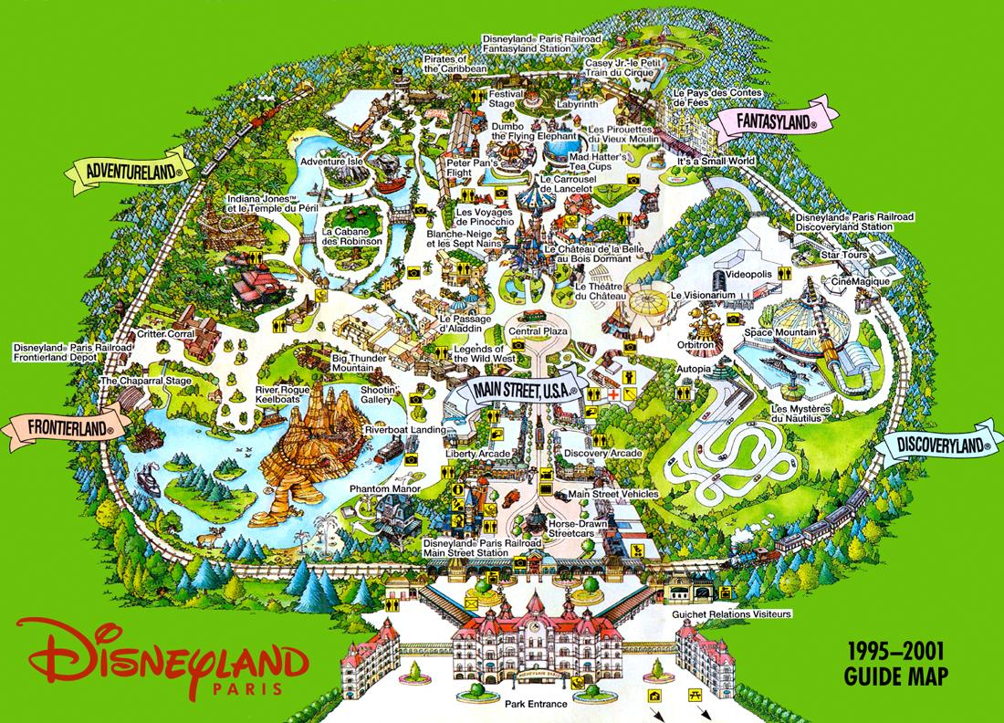 Disneyland Paris Sky air view of the Disneyland Hotel Europe Pinterest