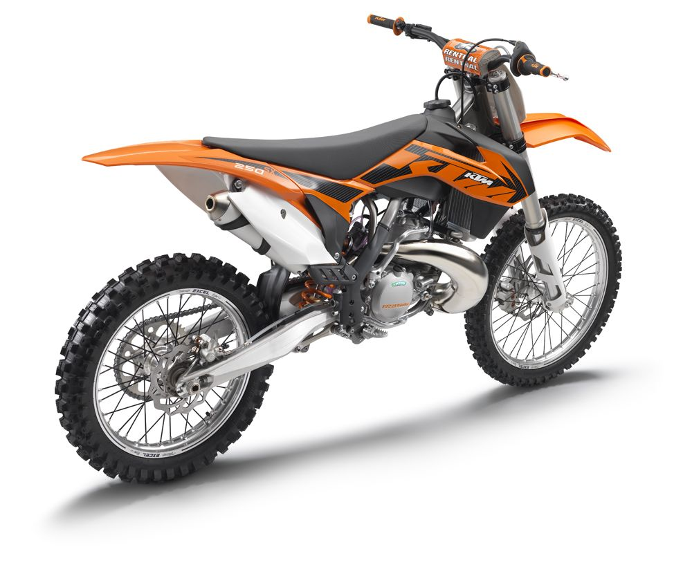 Ktm Releases 2013 Sx Models Transworld Motocross Motocross Transworld Motocross Ktm