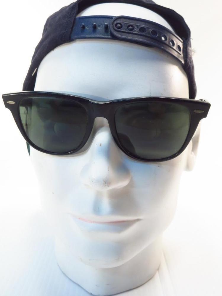 Vintage Ray Ban Wayfarer Ii Bosch Lomb Etched Logo Lens Sunglasses Sunglasses Vintage Rayban Wayfarer Sunglasses