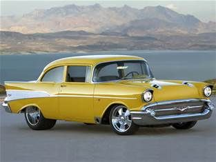 Hot Rod 57 Chevy Bing Images Chevrolet Bel Air Chevy 1957