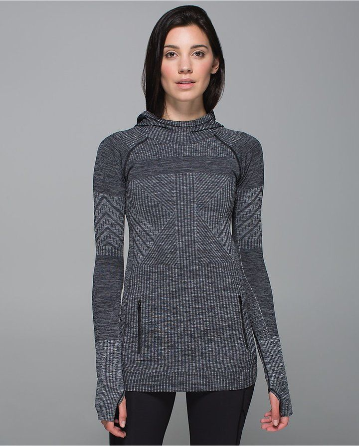 a52d7508bc2 Lululemon Rest Less Hoodie | Fitness Fashion - East Coast in 2019 ...