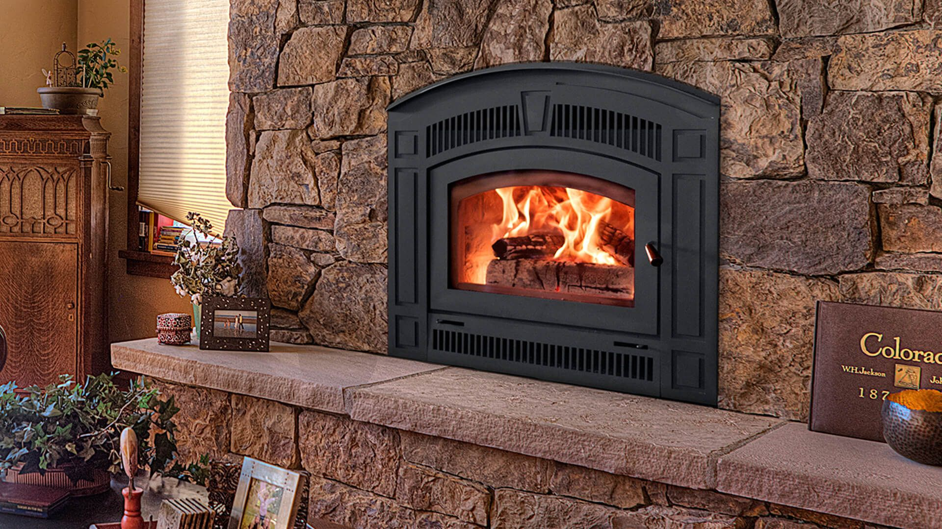 Pearl Rsf Fireplaces Fireplace Inserts Wood Fireplace Stove