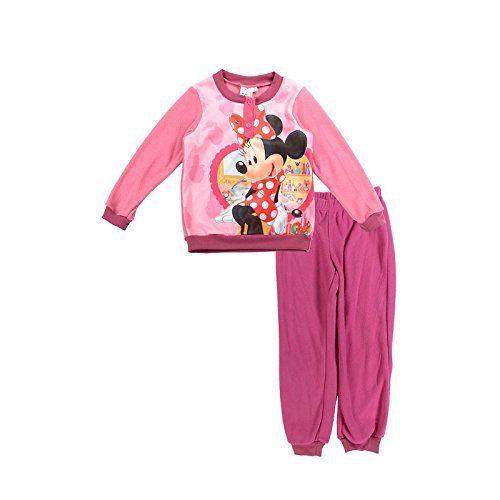 #Minnie #Mädchen #Schlafanzughose #Gr. #110, #Rosa