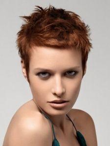 Super-Short Hair Style