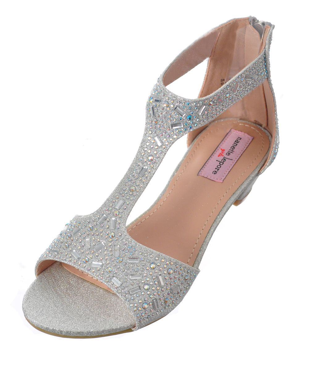 2ac668ee163 Nanette Lepore Girls  Sandals (Sizes 11 – 4)