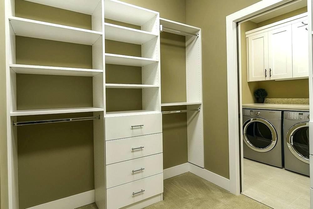 Imposing Master Closet With Washer And Dryer Master Bedroom Walk In Closet With Washer Dryer Home Desi Master Bedroom Closet Laundry Room Closet Closet Remodel