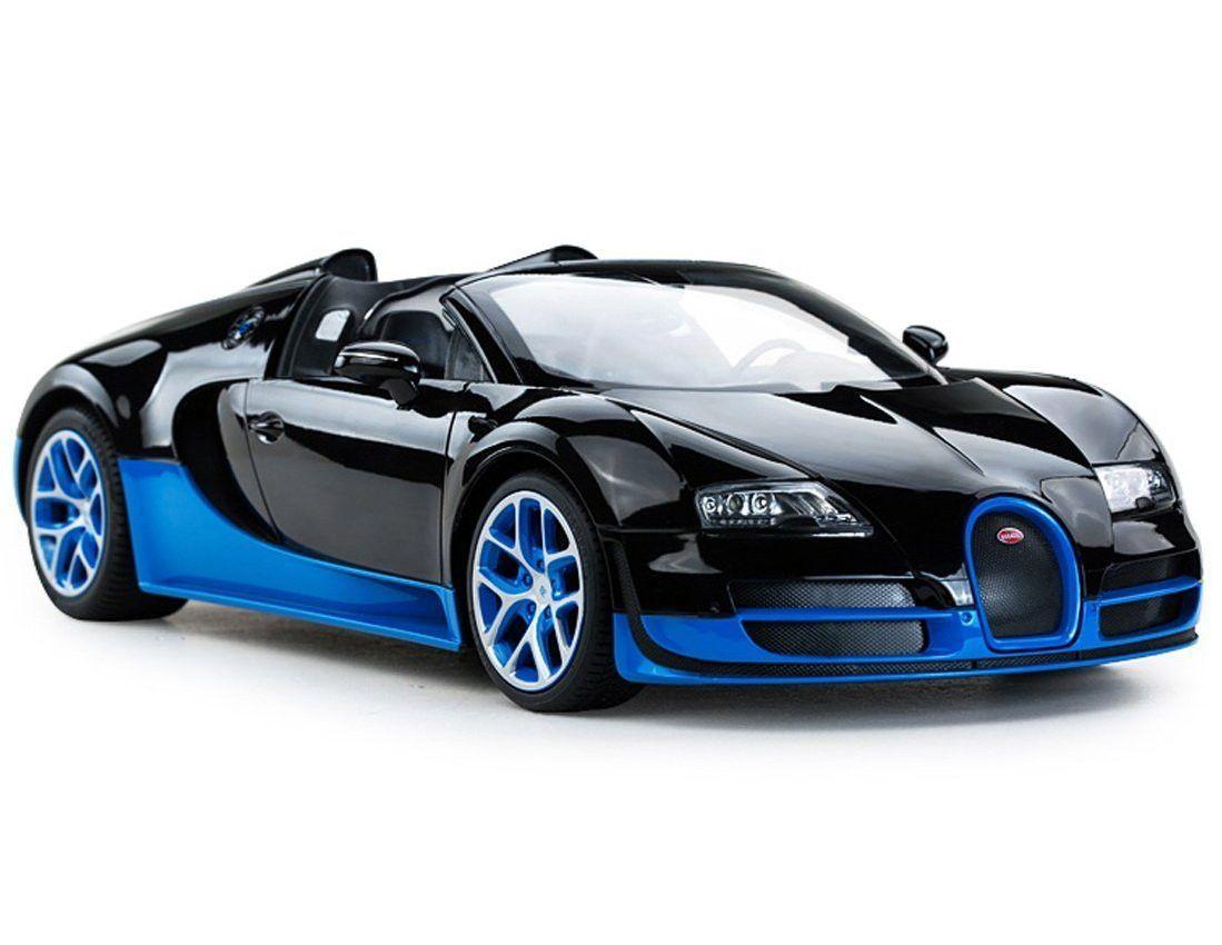 - 1/14 Scale Radio Control Bugatti Grand Sport Vitesse