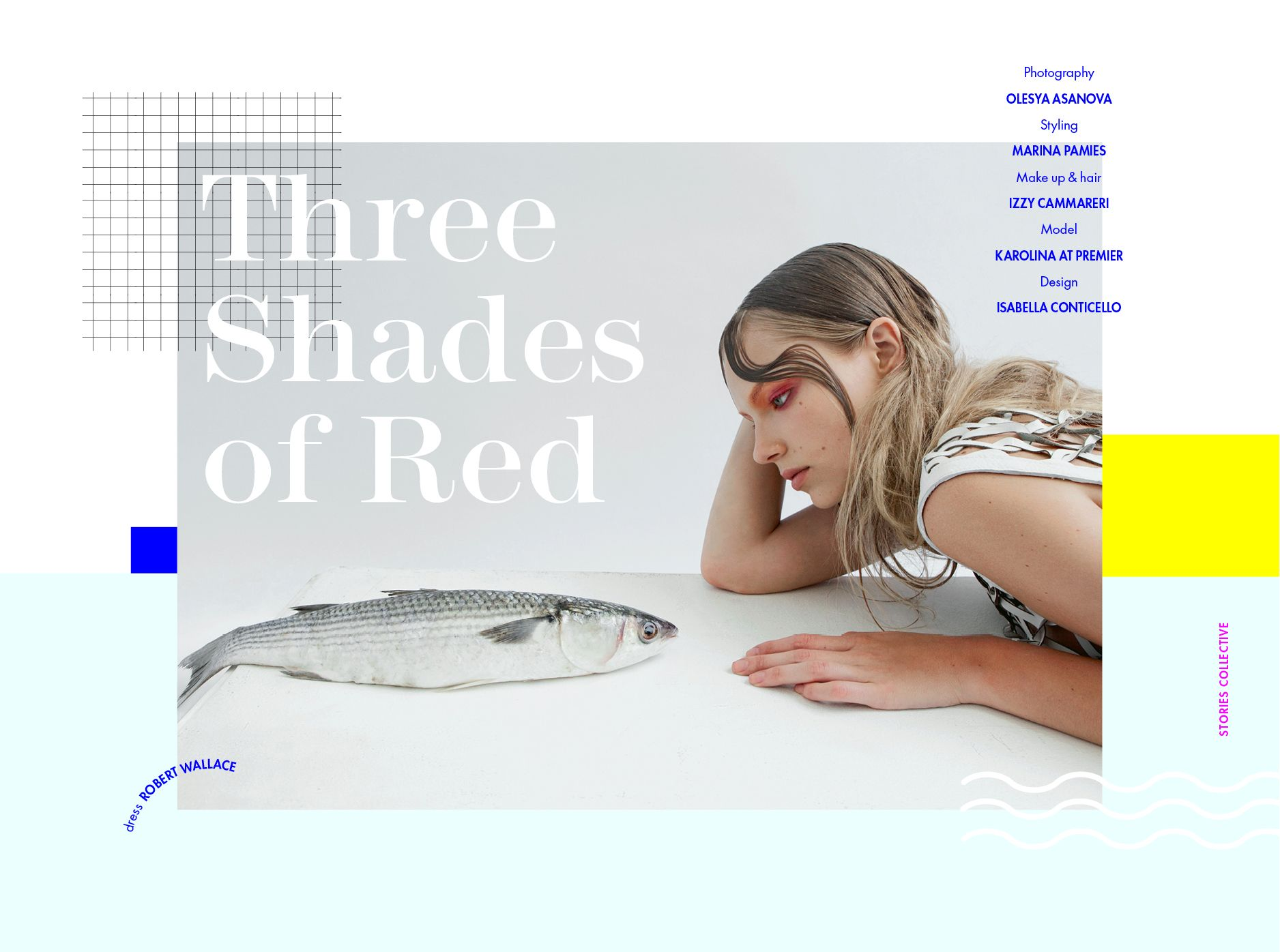 A Time of Change - Three Shades of Red - 1