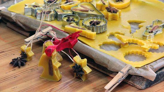 Baumschmuck aus Bienenwachs basteln NDRde - Fernsehen - Sendungen - ebay kleinanzeigen küchen zu verschenken