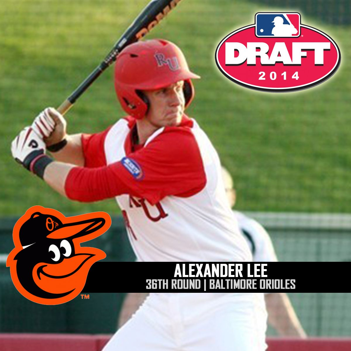 Alexander Lee drafted in 36th round by the Baltimore Orioles #RUalum #RadfordAthletics #RUhighlanders