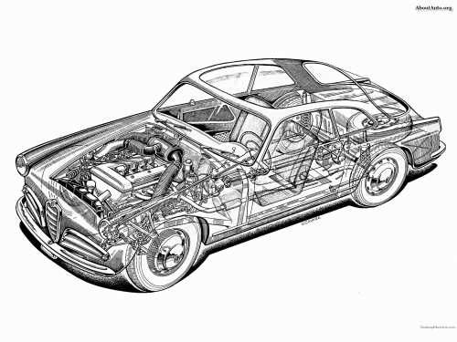 Alfa Romeo. You can download this image in resolution 1600x1200 having visited our website. Вы можете скачать данное изображение в разрешении 1600x1200 c нашего сайта.