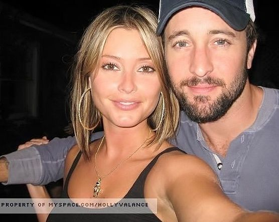 Property Of My Space Holly Valance Promis