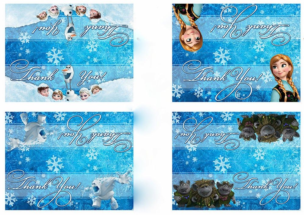 Free Printable Frozen Labels Includes Templates For Thank You Cards Frozen Party Printables Disney Frozen Birthday Party Disney Frozen Party