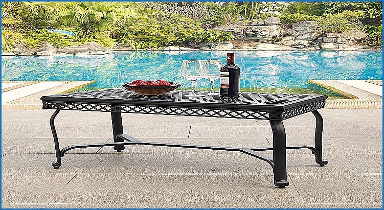 Luxury Portofino Patio Furniture Reviews
