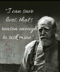 Hershel Greene Twd Citation Walking Dead Quotes