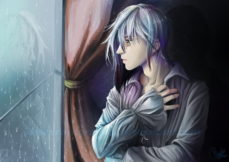 Amour Sucre Lost In Thought By Raptorzysko Deviantart Com On