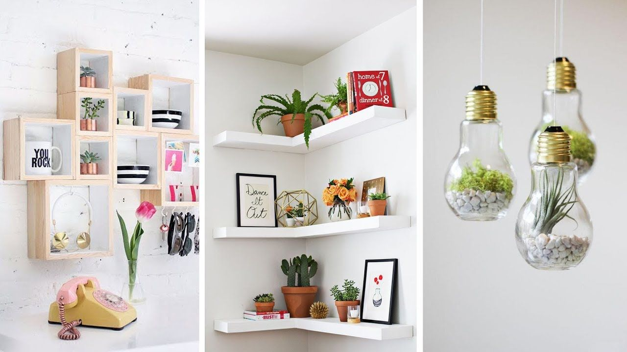 DIY ROOM DECOR! 20 Easy Craft Ideas at Home for Teenagers ?? 5 ...