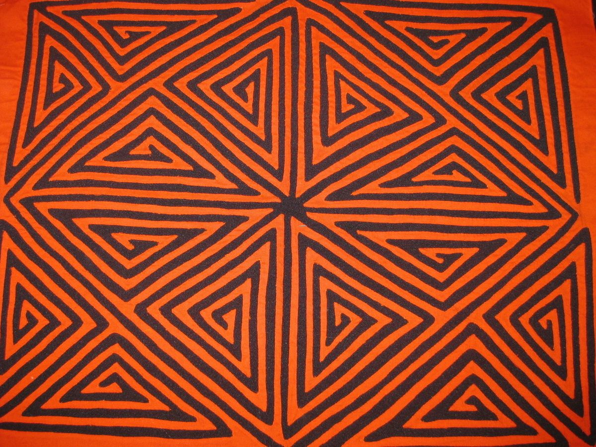 The Art of the Kuna Indians Magnificent Molas