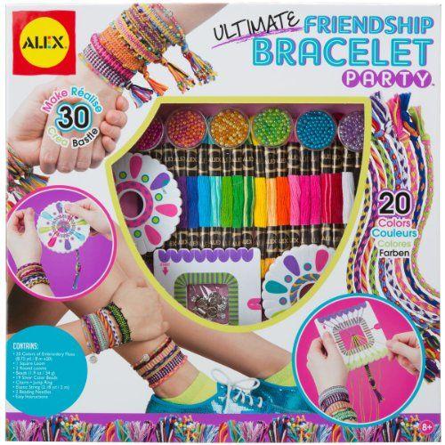 Alex toys do it yourself wear ultimate friendship bracelet party kit alex toys do it yourself wear ultimate friendship bracelet party kit alex toys http solutioingenieria Gallery