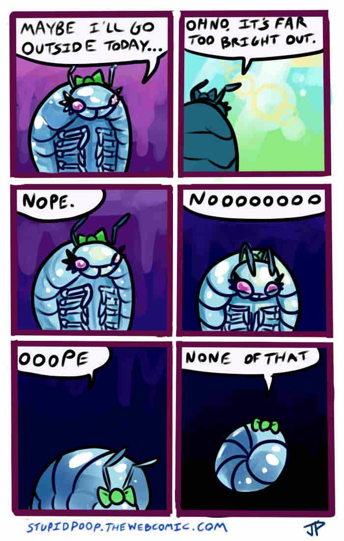 Comics Mantis And Cicada Pill The Pillbugs Tragic Adventure Pt 1 Stupidpoop Comics Funny Posts Comic Book Cover