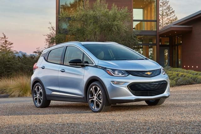 Car Reviews Chevy Bolt Affordable Electric Cars Car Ford