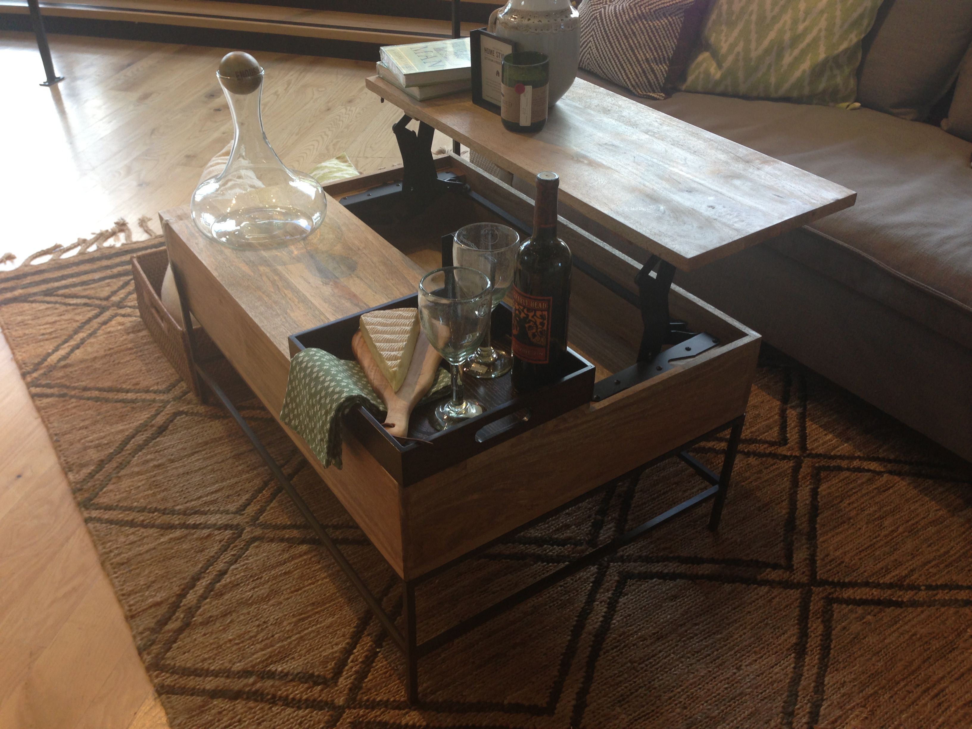 - Pull Out Coffee Table Coffee Table, Table, Dining Table
